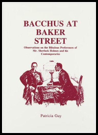 Bacchus at Baker Street