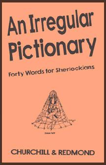 an irregular pictionary